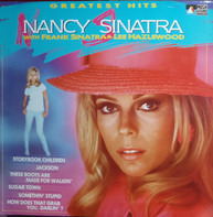 Nancy Sinatra With Frank Sinatra & Lee Hazlewood - Greatest Hits