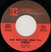 Nancy Sinatra - How Does That Grab You, Darlin'? / The Last Of The Secret Agents?