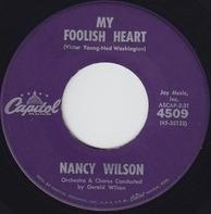 Nancy Wilson - My Foolish Heart / The Seventh Son