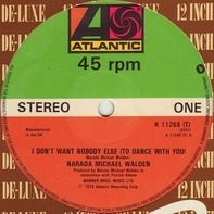 Narada Michael Walden - I Don't Want Nobody Else (To Dance With You)