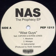 Nas - The Prophecy EP Volume 1