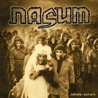 Nasum - Inhale/Exhale (LP+MP3 Coupon)