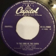 Nat King Cole - To The Ends Of The Earth / Toyland