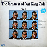 Nat King Cole - The Greatest Of Nat King Cole