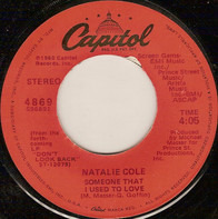 Natalie Cole - Someone That I Used To Love