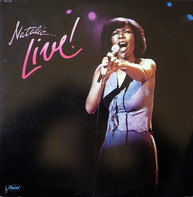 Natalie Cole - Natalie ... Live!