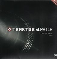 No Artist - Traktor Scratch Control Vinyl Black