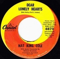 Nat King Cole - Dear Lonely Hearts / Who's Next In Line?