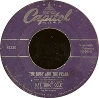 Nat King Cole - Faith Can Move Mountains / The Ruby And The Pearl