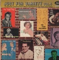 Nat King Cole, Kay Starr a.o. - Just For Variety Vol. 5