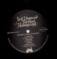 Neil Diamond - Tap Root Manuscript