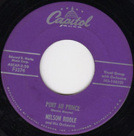 Nelson Riddle And His Orchestra - Port Au Prince / Midnight Blues