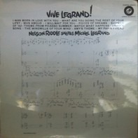 Nelson Riddle - Vive LeGrand!