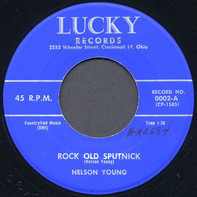 Nelson Young - Rock Old Sputnick