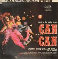 Nelson Riddle And His Orchestra - Can Can