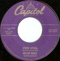 Nelson Riddle And His Orchestra - Lisbon Antigua / Robin Hood