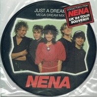 Nena - Just A Dream (Mega-Dream Mix)