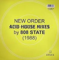 New Order - Acid House Mixes By 808 State (1988)
