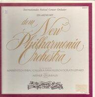 New Philharmonia Orchestra , Igor Markevitch / Alceo Galliera / Wolfgang Sawallisch / Antal Dorati - Ein Abend Mit Dem New Philharmonia Orchestra