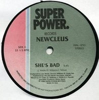 Newcleus - She's Bad