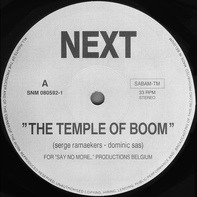 Next - The Temple Of Boom