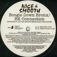 Nice & Smooth - Boogie Down Bronx / BK Connection