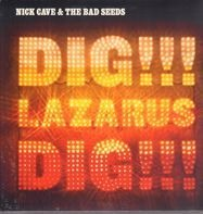 Nick  Cave& The Bad Seeds - Dig!!! Lazarus!!! Dig!!! (2LP+MP3)