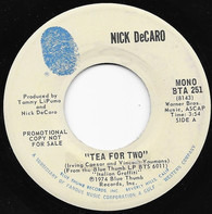 Nick DeCaro - Tea For Two / Canned Music