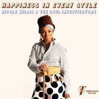 Nicole Willis /The Soul Investigators - Happiness In Every Style (lp+mp3)