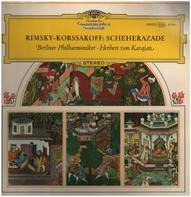 Nikolai Rimsky-Korsakov - Berliner Philharmoniker - Herbert von Karajan - Scheherazade