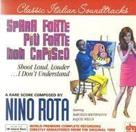 Nino Rota - Spara Forte, Più Forte, Non Capisco (Original Soundtrack)