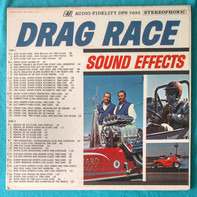 William Hamilton / Sidney Frey a.o. - Drag Race Sound Effects / Pomona, California