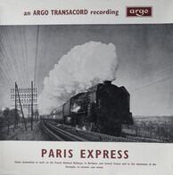 Sound Effects - Paris Express