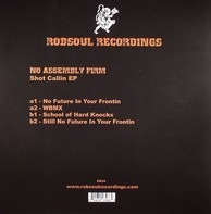 No Assembly Firm - Shot Callin EP