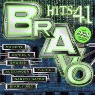 No Angels,Daniel K, Aaliyah, Bro'sis, Snoop Dogg, u.a - Bravo Hits 41