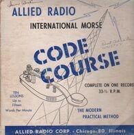 No Artist - Allied Radio International Morse Code Course