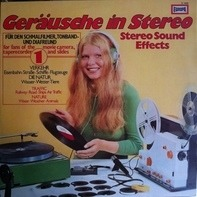 Sound Effects - Geräusche In Stereo 1