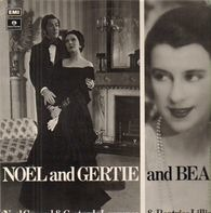 Noel Coward, Gertrude Lawrence, Beatrice Lillie - Boel and Gertie and Bea
