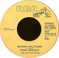 Nona Hendryx - Moving Violations