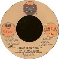 Norma Jean Wright - Saturday
