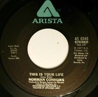 Norman Connors - This Is Your Life / Captain Connors