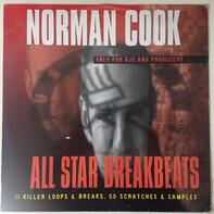 Norman Cook - All-Star Breakbeats Volume 1 (11 Killer Loops & Breaks, 50 Scratches & Samples)