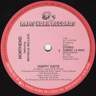 North End Featuring Michelle Wallace - Happy Days