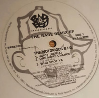 Notorious B.I.G. - The Rare Remix EP