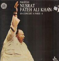 Nusrat Fateh Ali Khan - En Concert À Paris - 4
