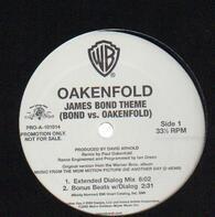 Oakenfold, Paul Oakenfold - James Bond Theme (Bond vs. Oakenfold)