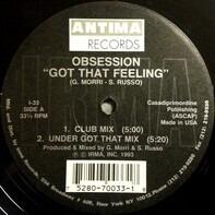 Obsession - Got That Feeling