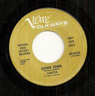 Odetta - Clown Town / Until It's Time For You To Go