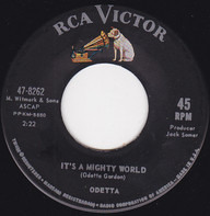 Odetta - It's A Mighty World / Got My Mind On Freedom