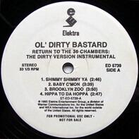 Ol' Dirty Bastard - Return To The 36 Chambers: The Dirty Version Instrumental